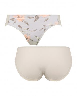 ピンク TRS018 Hikini エントリーコレクション きちんと見えるノンワイヤーブラ レギュラーショーツ018見る