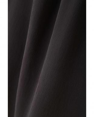 チャコ-ルグレー1 [洗える]エスパンディ楊柳ブラウス NATURAL BEAUTY見る