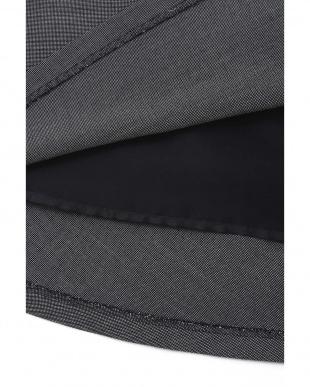 ネイビー3 [ウォッシャブル]◆ピンヘッドスカート NATURAL BEAUTY見る