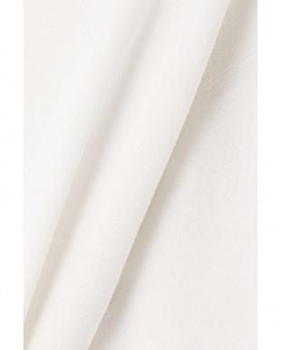 ホワイト [ウォッシャブル]BRIGHTミラノリブニット NATURAL BEAUTY見る