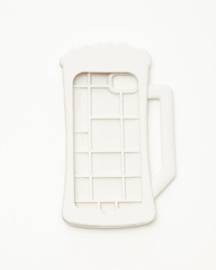 ジョッキ iPhone8・7・6s・6背面ケースBEER見る