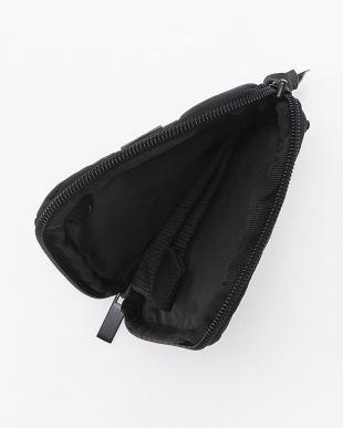 ブラック  キーアンドパスケース/トガクレ見る