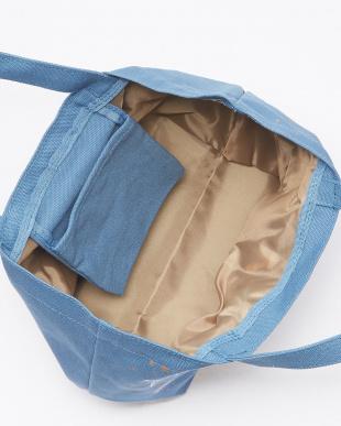 ブルー コスメファッション・ランチトート /INIFINITIORを見る