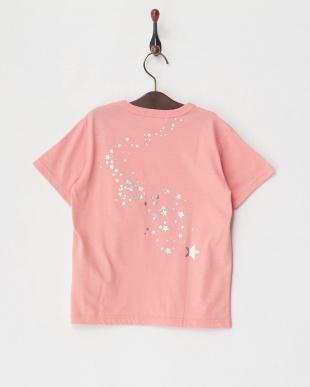 ピンク UVカット STARTシャツ見る