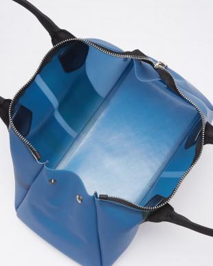 ブルー  GUMライン ハンドバッグ見る