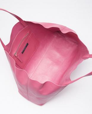 ピンク トートバッグ見る