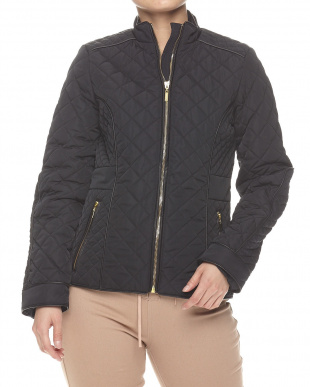JBLK BETTINA QUILTED JACKET見る