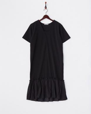 ブラック TIERED DRESSを見る