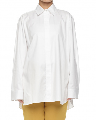 WHITE WOVEN TOPを見る