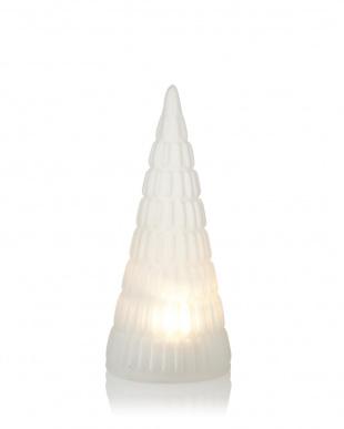 GLASS LEDライトフロストツリー STラインS見る