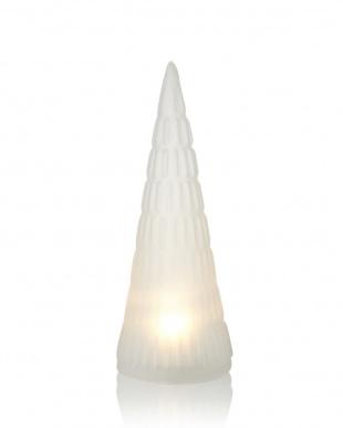 GLASS LEDライトフロストツリー STラインM見る