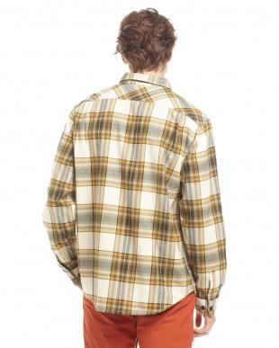 Canvas Balsam Plaid  Brighton Flannel見る