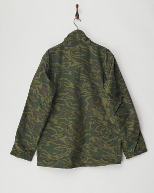 Rifle Green Noodle Camo  Analog Tollgate Jacket見る