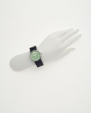 グリーン 腕時計見る
