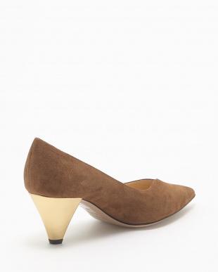 BISONTE559 + ORO(heel) パンプス見る
