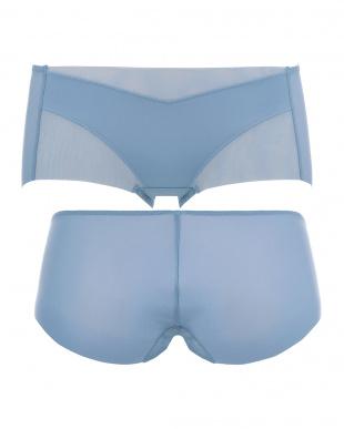 ブルー TRTBRA015 PT Tシャツブラペア ボーイレングスショーツ015見る