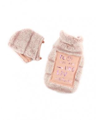 Pink  『MONCHOUCHOU』Doodle Fur見る