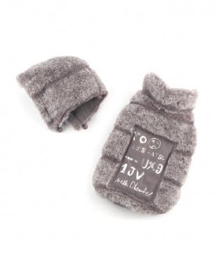 Gray  『MONCHOUCHOU』Doodle Fur見る