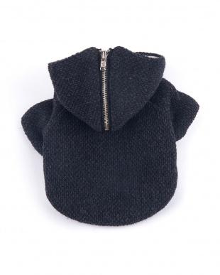 Charcoal  『BLACK MAYONNAISE』Knit jacket見る