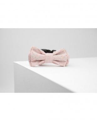 『max bone』rose bow tie見る
