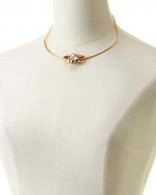 gold pattern ZAMBRONE ネックレス Custom Jewelleryを見る