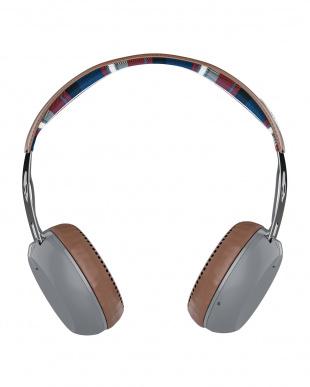 Americana/Plaid/Gray Grind ON-EAR ヘッドホン見る