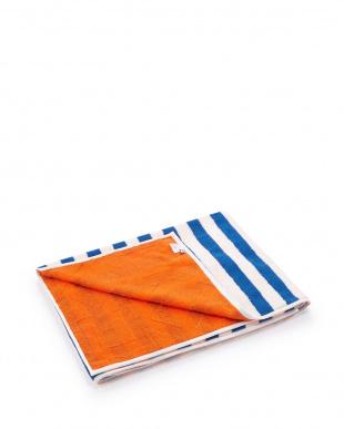 オレンジ ピカソバスタオルを見る