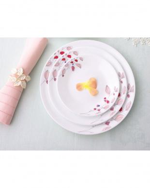 コレール ピンクブリーズ 大皿 5枚セット見る