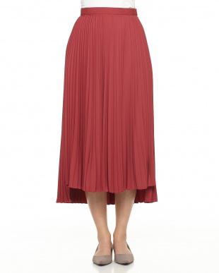 PINK バトラプリーツスカートを見る