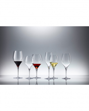 GRACE 赤ワイングラス(ブルゴーニュ) 6個セットを見る