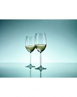 DIVA LIVING 白ワイングラス(リースリング) 6個セット見る