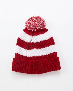 81 デザイン1  POMPOM HAT見る