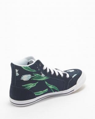 Navy/Green/Flower INOMER HI Fを見る