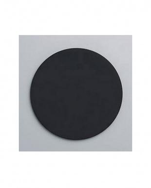 ブラック&イエロートライベット(鍋敷き) 2個セット見る