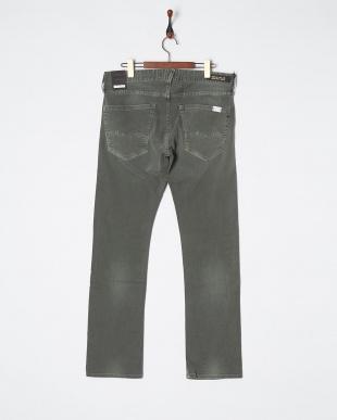 BOTTLE GREEN  Trousers見る