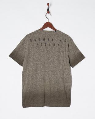 DARK GREY MELANGE  T-Shirts見る