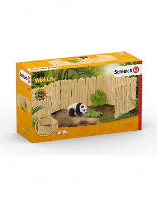 パンダ飼育セット見る