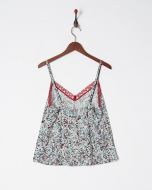 GRAPHIC FLORAL SUZETTE CAMIを見る