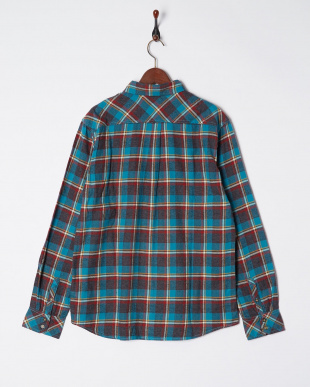 Larkspur Yolo Plaid  Shirts & Sweaters見る