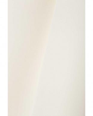 ホワイト [洗える]◆フロールストレッチデシンブラウス NATURAL BEAUTY見る