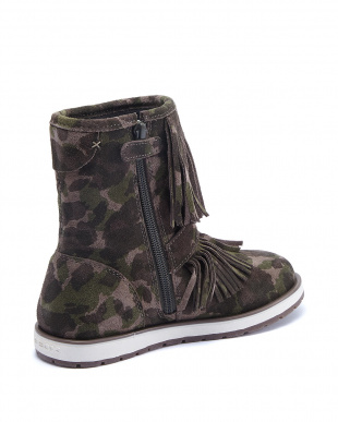 MILITARY  ANKLE BOOTS見る