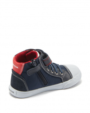 NAVY/RED  SNEAKERS見る
