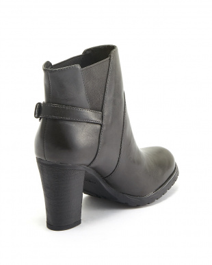 ANTHRACITE  ANKLE BOOTS見る