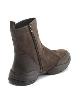 CHESTNUT/COFFEE  ANKLE BOOTS見る