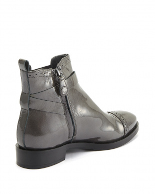 DARK GREY  ANKLE BOOTS見る