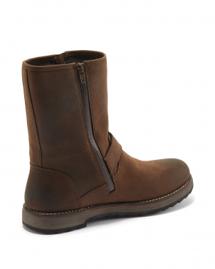 LIGHT BROWN  ANKLE BOOTS見る