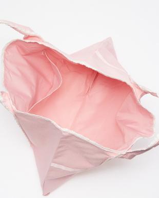 ピンク  3点バッグセット見る