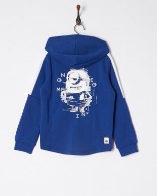 SODALITE BLUE ミニオンズ フーデッドジャケットを見る