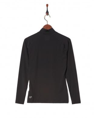 BLACK LITE COMPRESSION モックネックLSシャツ見る