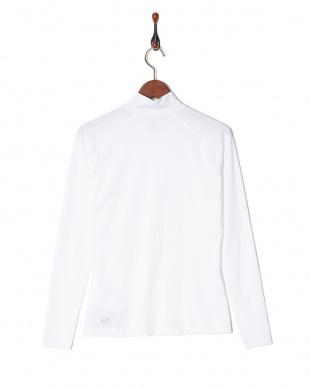 WHITE LITE COMPRESSION モックネックLSシャツを見る